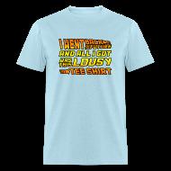 T-Shirts ~ Men's T-Shirt ~ I Went Back to the Future...