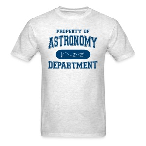 Property of Astronomy Department - Men's T-Shirt