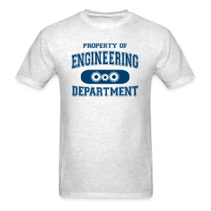 Property of Engineering Department - Men's T-Shirt