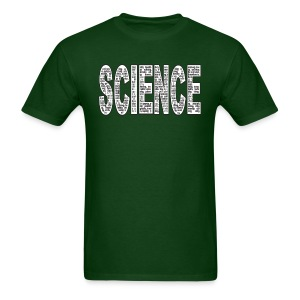 Branches of Science - Men's T-Shirt
