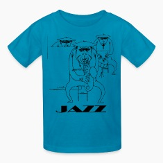 Jazz players Kids' Shirts