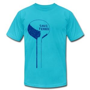Save Ferris! - Men's Fine Jersey T-Shirt