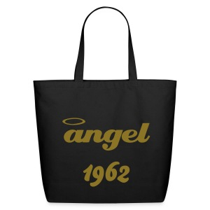 Alpha Angel Tote4 - Eco-Friendly Cotton Tote