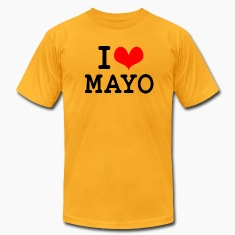 I Love Mayo T-Shirts