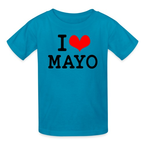 I Love Mayo - Kids' T-Shirt