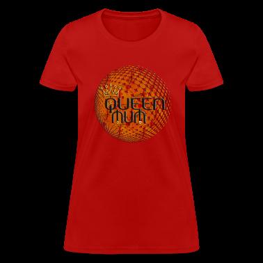 WORLD OF QUEEN MUM | women's standard weight shirt