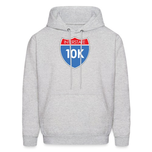 Interstate 10K - Men's Hoodie