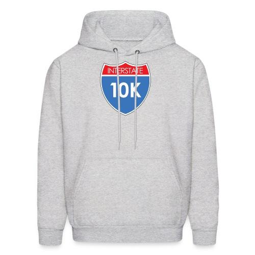 Interstate 10K - Men's Hoodie