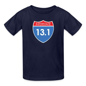 Interstate 13.1 - Kids' T-Shirt