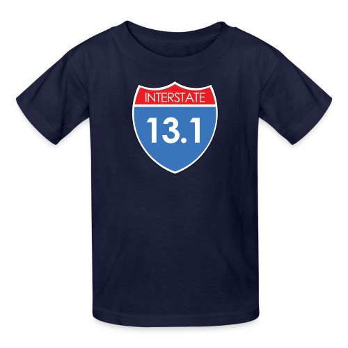 Interstate 13.1 - Kids' T-Shirt