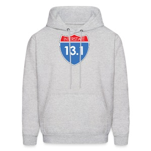 Interstate 13.1 - Men's Hoodie
