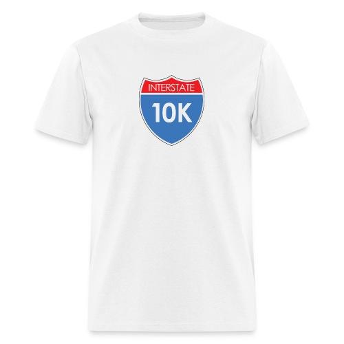 Interstate 10K - Men's T-Shirt