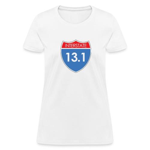 Interstate 13.1 - Women's T-Shirt
