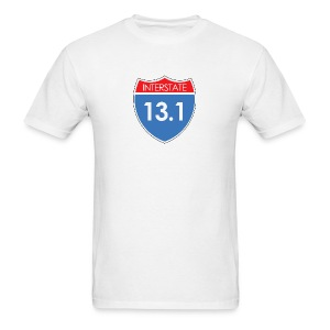 Interstate 13.1 - Men's T-Shirt