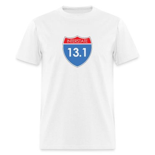 Interstate 13.1 - Men's T-Shirt