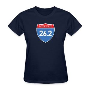 Interstate 26.2 - Women's T-Shirt