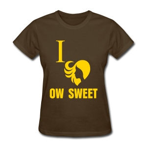 Iota SweetHeartGirl - Women's T-Shirt