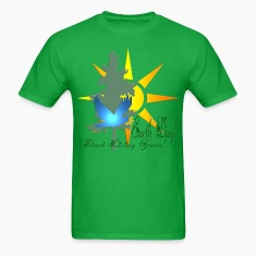 earthday_start_living_green T-Shirts