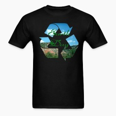 earth_day_recycle T-Shirts