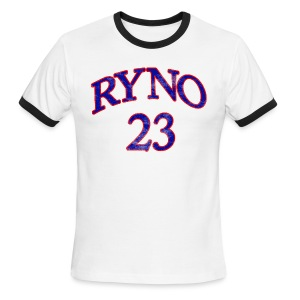 Ryno 23 - Men's Ringer T-Shirt
