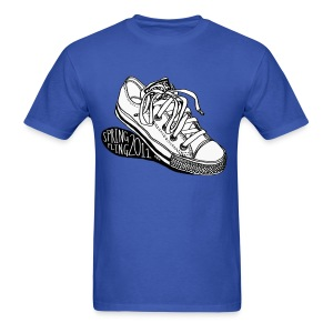 Sneaker Shadow Tshirt - Men's T-Shirt