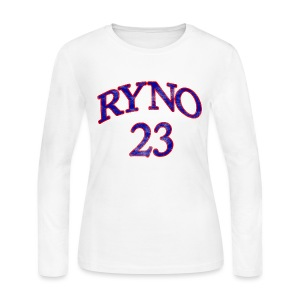 Ryno 23 - Women's Long Sleeve Jersey T-Shirt