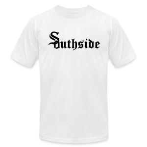 Southside - Men's T-Shirt by American Apparel
