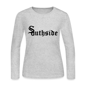 Southside - Women's Long Sleeve Jersey T-Shirt