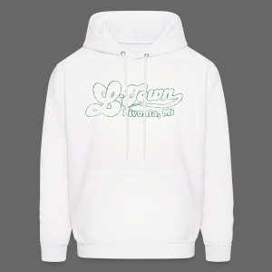 L-Town Livonia Men's Hooded Sweatshirt - Men's Hoodie