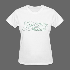 L-Town Livonia Women's Standard Weight T-Shirt - Women's T-Shirt
