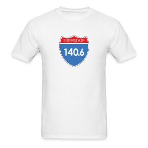 Interstate 140.6 - Men's T-Shirt