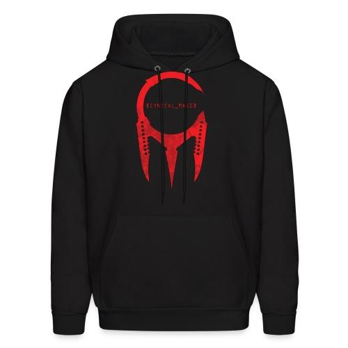 [CYNICAL_MASS] Hooded Sweatshirt - Men's Hoodie