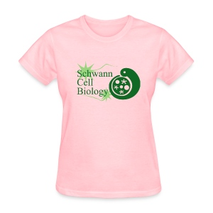 Schwann Cell Biology - Women's T-Shirt