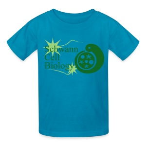 Schwann Cell Biology - Kids' T-Shirt