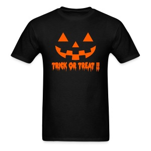 Trick or treat!! - Men's T-Shirt