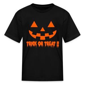 Trick or treat!! - Kids' T-Shirt