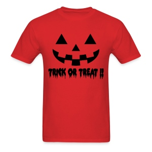 Trick or treat!! - Men's T-Shirt