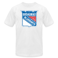 T-Shirts ~ Men's T-Shirt by American Apparel ~ Broadway Blueshirts