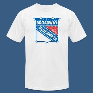 Broadway Blueshirts - Men's Fine Jersey T-Shirt