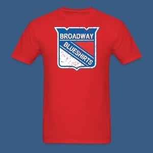 Broadway Blueshirts - Men's T-Shirt
