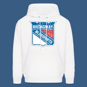 Broadway Blueshirts - Men's Hoodie