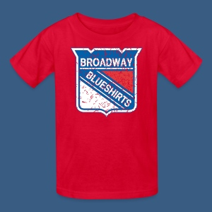 Broadway Blueshirts - Kids' T-Shirt