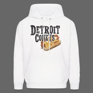 Detroit Coneys Men's Hooded Sweatshirt - Men's Hoodie