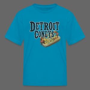Detroit Coneys Children's T-Shirt - Kids' T-Shirt