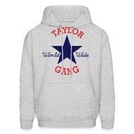 Hoodies ~ Men's Hoodie ~ Taylor Gang All Star