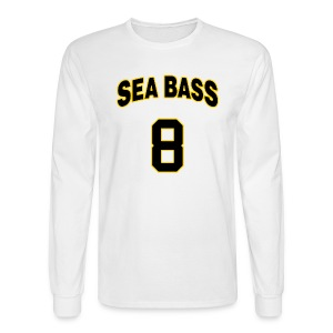 Sea Bass 8 - Men's Long Sleeve T-Shirt
