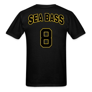 Sea Bass 8 - Men's T-Shirt