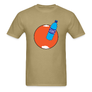 T-Shirts ~ Men's T-Shirt ~ Water on Mars