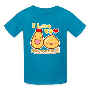 Mayo Love - Kids' T-Shirt