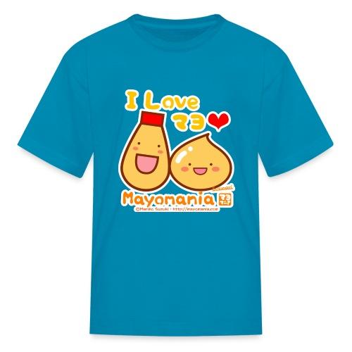 Mayo Love - Kids' T-Shirt